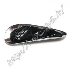 Grille de ventilation droite Jonway GT 125 avec enjoliveur chrome