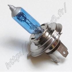 Ampoule de phare HS1 blue vision 35w/35w tube Quartz