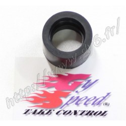 Manchon de pipe racing aluminium 30mm et Naraku