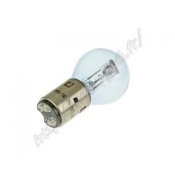 ampoule BA20D 35w/35w effet Xenon
