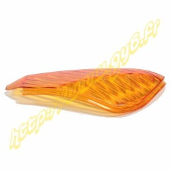Cache clignotant arriere gauche orange Baotian QT9