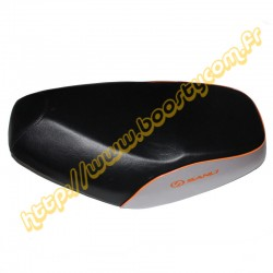 Selle noire / orange Sanli foxy