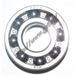 17 - roulement 6204