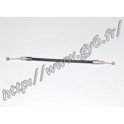 11 - Cable de loquet de selle