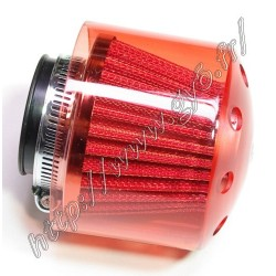 cornet 38mm rouge