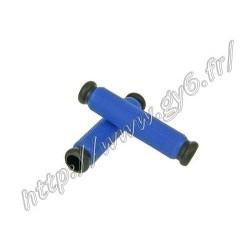 Manchon de levier de frein STR8 bleu