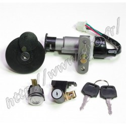 Kit serrures / barillets / neiman 50cc type B