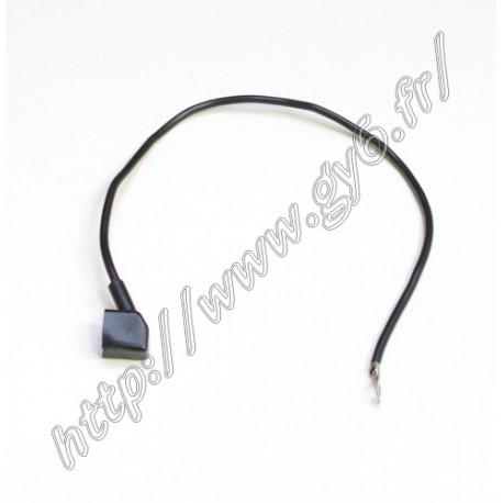 Cable de masse batterie