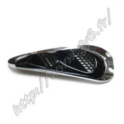 Grille de ventilation gauche Jonway GT 125 avec enjoliveur chrome