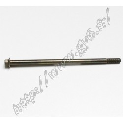 Vis support moteur 125cc 214mm long