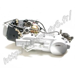 Moteur complet neuf de scooter Chinois GY6 125cc 152QMI long , flasque 135mm