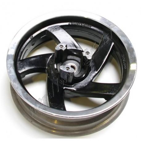 Jante arriere noire 12 pouces frein a disque