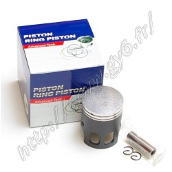 Kit piston au molybdene 50cc 2t, 10mm (sans segments)