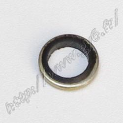 Joint de banjo de durit de frein, rondelle cuivre etancheite circuit de frein