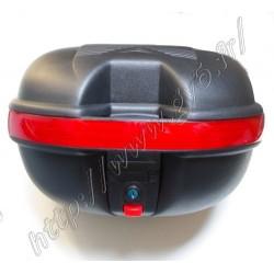 Top case Scooter Chinois 36L - haute qualité