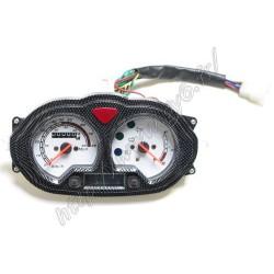 Compteur 50 avec montre digitale