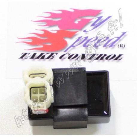 CDI racing Peugeot Kisbee - V-Clic