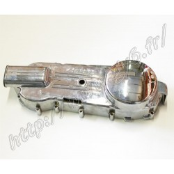 Cache carter gauche chrome 125 moteur long modele B