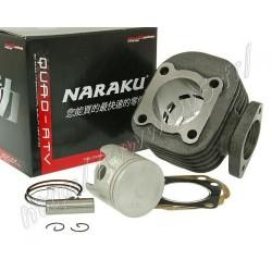 Kit cylindre 70cc Naraku Kymco 2t Horizontal