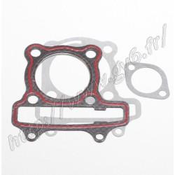 Joint de culasse 125 fibre epais + joint d embase et joint de tensionneur.