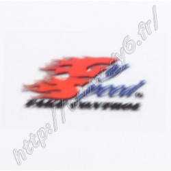 Mini Sticker GYSPEED transparent