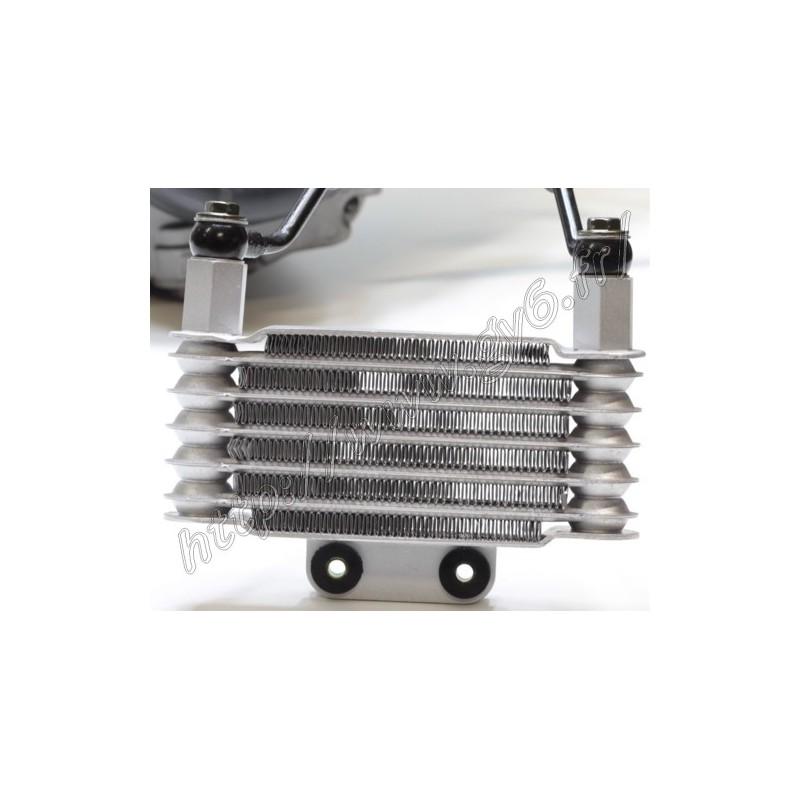 moteur complet racing gy6 161qmk 175cc court avec radiateur d huile. Black Bedroom Furniture Sets. Home Design Ideas