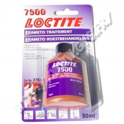 Traitement anti-rouille Frameto loctite 7500