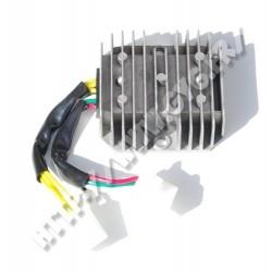Regulateur 6 fils avec fil blanc