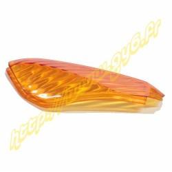 Cache clignotant arriere droit orange Baotian QT9