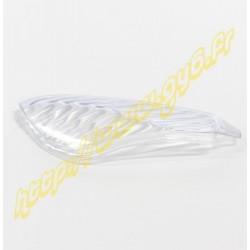 Cache clignotant arriere droit transparent Baotian qt9