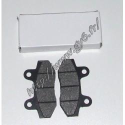 plaquettes de freins pour etrier double piston