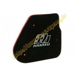 filtre a air scooter Chinois 2t 1E40QMB Naraku