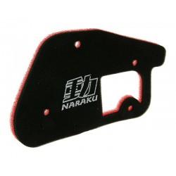 Filtre a air mousse Naraku Yamaha BW's, MBK Booster