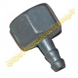 adaptateur vis/teton de reservoir(diametre 14mm)