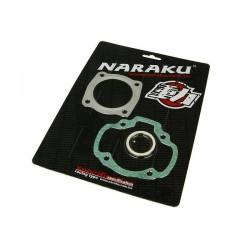 Joints pour kit cylindre Naraku 75cc(48mm) pour Kymco, SYM 2t vertical