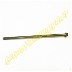 axe support moteur Scooter Chinois gy6 50 4T M10 242mm