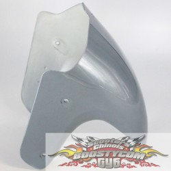 Garde boue avant gris/bleu scooter Chinois 125 gy6