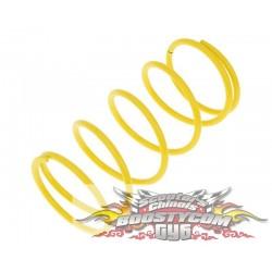 ressort de contre poussée Malossi MHR jaune +35% pour Minarelli