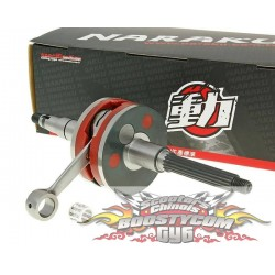 Vilebrequin racing Naraku 2t 13mm 50cc