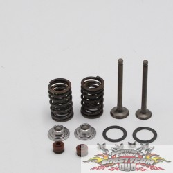 Kit soupapes 50cc 64mm
