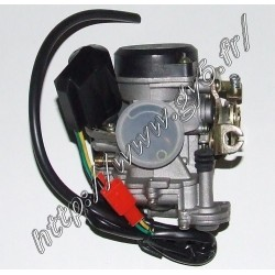 carburateur racing 19mm scooter Chinois gy6