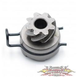 Sabot - Noix de Kick SYM 50 4T moteur XS1P37QMA