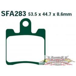 Plaquettes de freins EBC SFA283 Daelim S1
