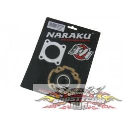 Pochette de joints haut moteur 50cc Naraku Kymco-Sym horizontal 50 2T
