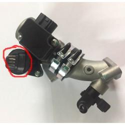 système d'injection EFI rongmao scooter euro4 avec connecteur cassé
