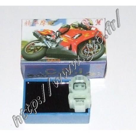 CDI racing bleu