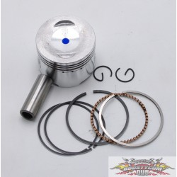 kit piston 47mm 72cc scooter Chinois gy6 139QMB version Chinoise