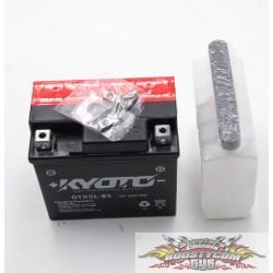 Batterie Kyoto GTX5L-BS (YTX5L-BS) 12V 4Ah