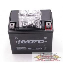 Batterie Kyoto GTX5L-BS SLA ( YTX5L-BS) Prête à l'Emploi 12V 4Ah