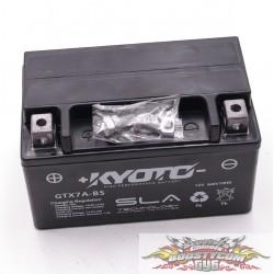 Batterie Kyoto GTX7A-BS SLA (YTX7A-BS) Prête à l'Emploi 12V 6Ah